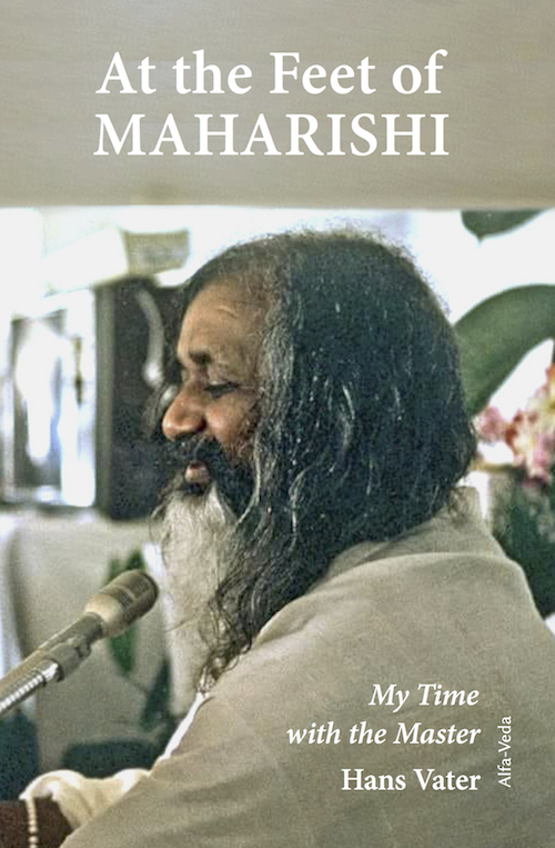 At the Feet of  Maharishi